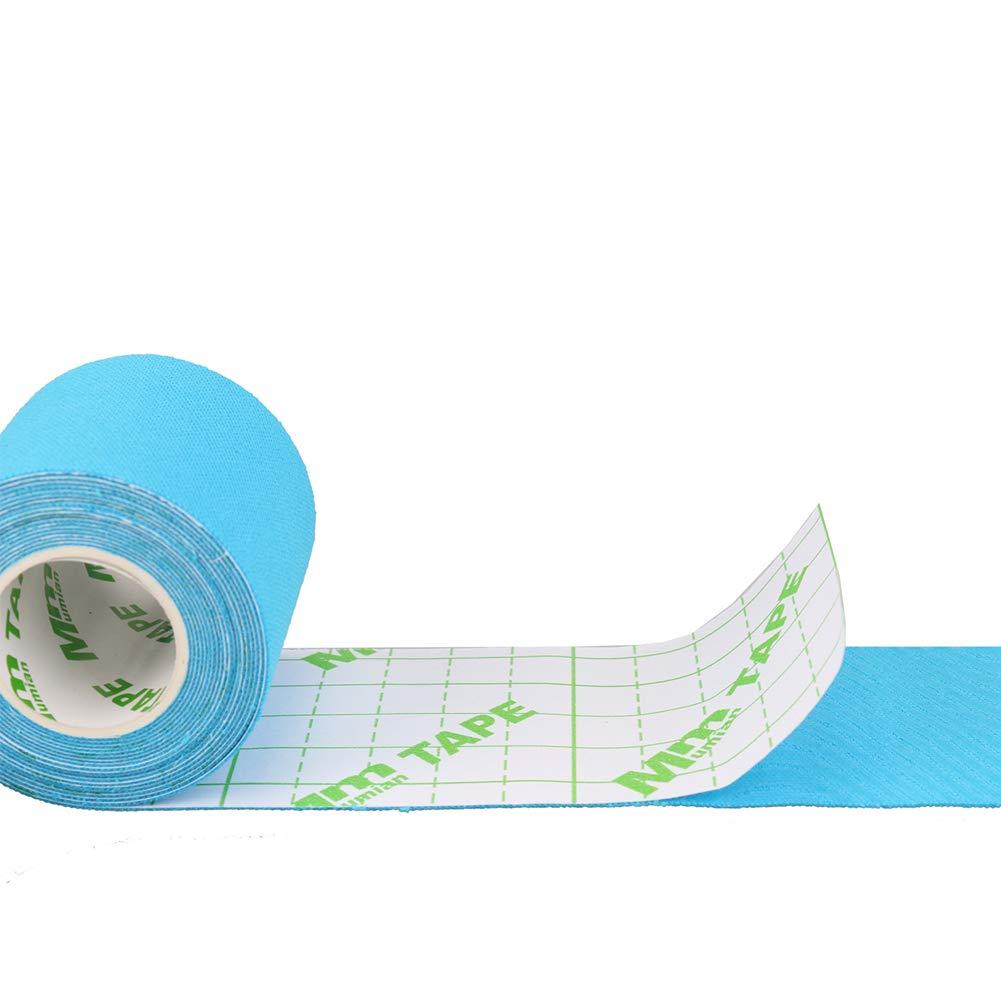 ySHtanj Kinesiology 5 cm x 5 m Vendaje el/ástico para Deportes