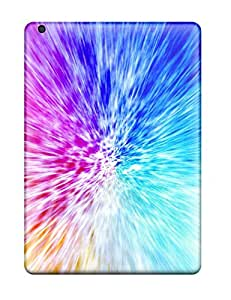 AnnDavidson Case Cover Protector Specially Made For Ipad Air Shapes Abstract
