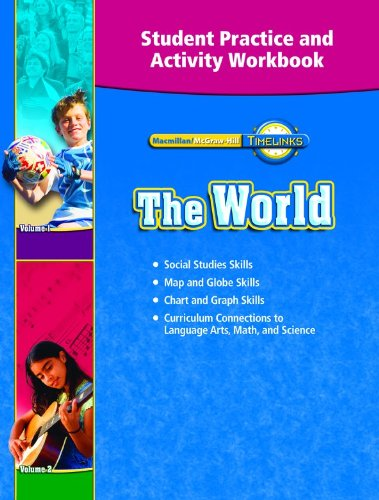 TimeLinks: Sixth Grade, Student Practice and Activity Workbook (OLDER ELEMENTARY SOCIAL STUDIES)