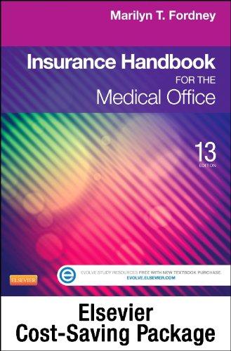 Virtual Medical Office for Insurance Handbook for the Medical Office - Text, (Medical Office Handbook)