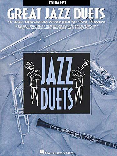 Great Jazz Duets: Trumpet - Jazz Duets Book