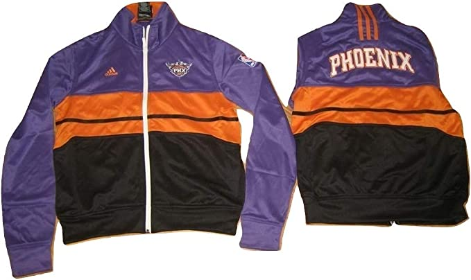 adidas Phoenix Suns NBA - Chaqueta de chándal para Mujer con ...