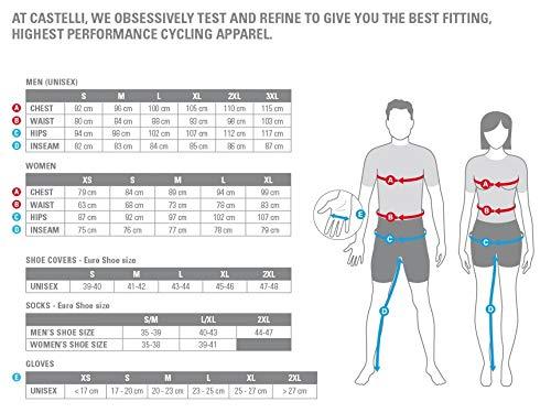 Castelli Free Aero Race 4 Kit Bib Short - Men's Black/Dark Gray, S by Castelli (Image #2)