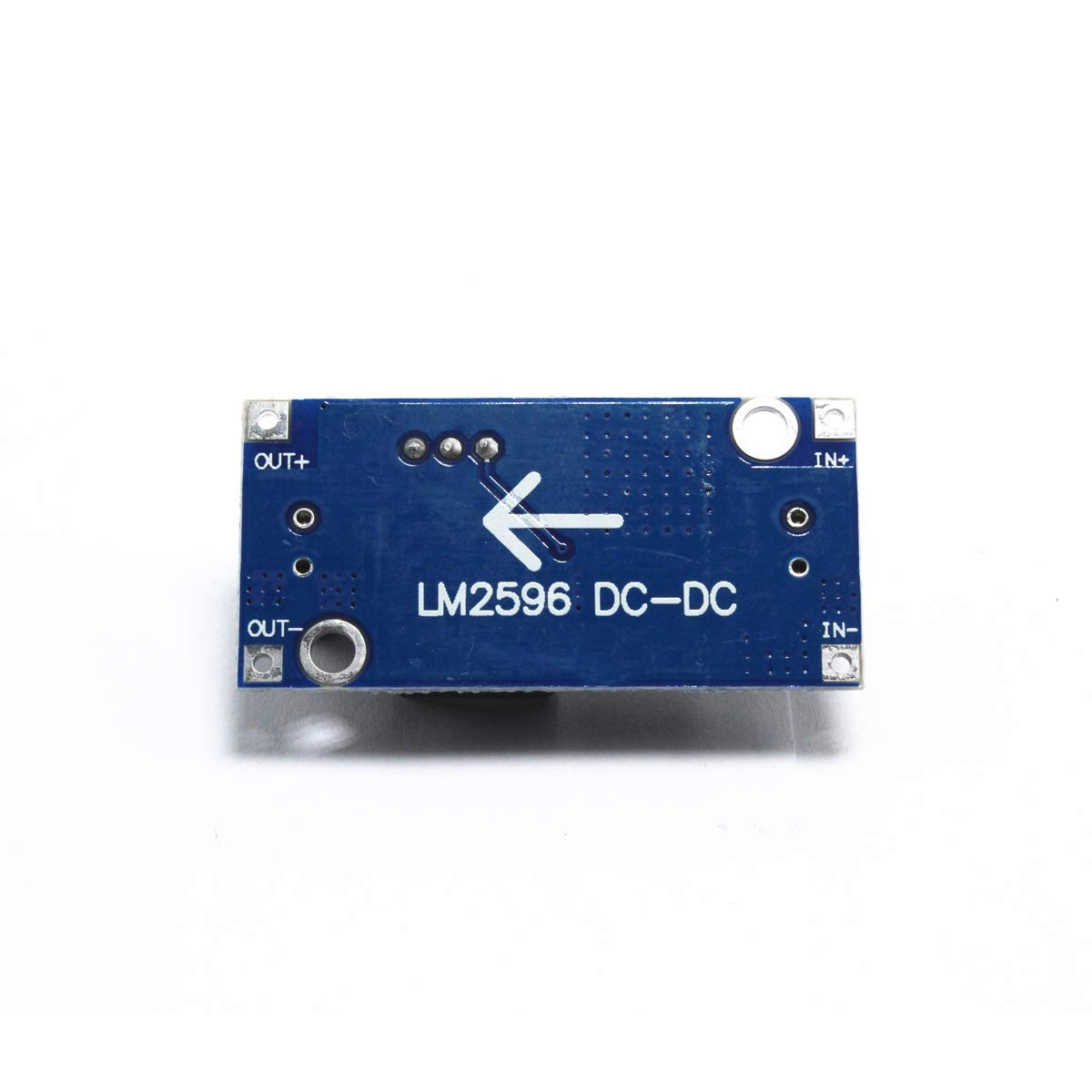 10 Pack LM2596 DC to DC High Efficiency Voltage Regulator 3.0-40V to 1.5-35V Buck Converter DIY Power Supply Step Down Module