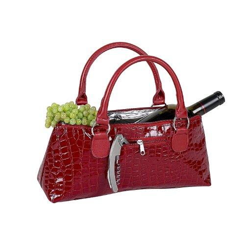 Insulated Wine Clutch - 23 Colors