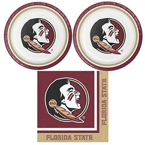 Florida State Seminoles Party Bundle 9
