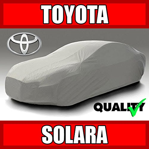 AutoPartsMarket Toyota Solara Convertible 2004 2005 2006 2007 2008 Ultimate Waterproof Custom-Fit Car Cover