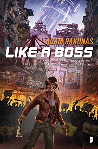 Like a Boss: Windswept Book