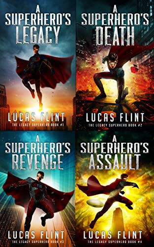 The Legacy Superhero Omnibus: The Complete Series