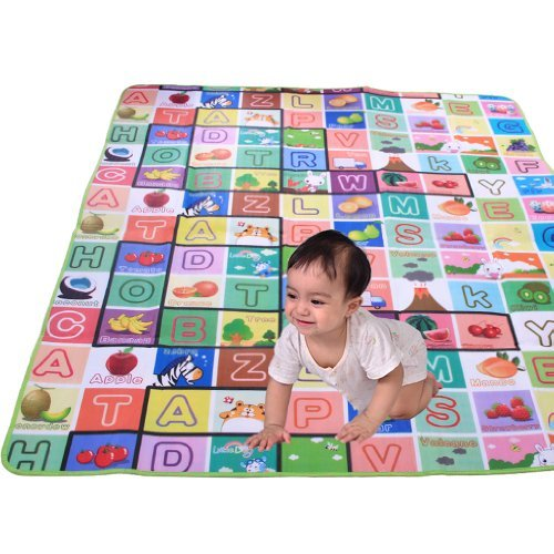 Large Baby Care Floor Mat Playing Mat Crawl Mat by St. L'amour