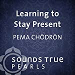 Learning to Stay Present: Entering the Doorway to Freedom and True Fufillment   Pema Chodron
