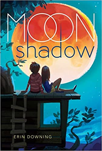 Paging Through Photographer Dudes Book >> Moon Shadow Erin Downing 9781481475228 Amazon Com Books