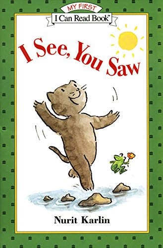 I See, You Saw (My First I Can Read) PDF