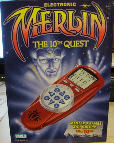 Electronic Merlin the 10th Quest (Merlin Electronic)