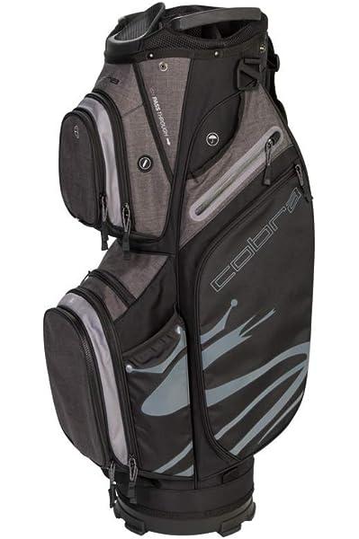Amazon.com: Cobra Golf 2018 Ultralight Cart Bolsa, Negro ...