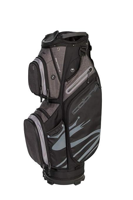 84f1c98a2aee Amazon.com : Cobra Golf 2019 Ultralight Cart Bag (Black) : Sports ...