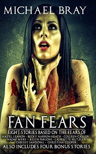 book cover of Fan Fears