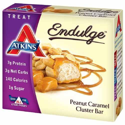 Endulge Bar Pnt Crml Clst By Atkins   5 Pk  Pack Of 6