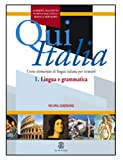 Qui Italia: Lingua e Grammatica: 1