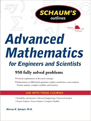 schaum's outline of advanced calculus free pdf