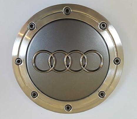 4 tapones tapacubos para llantas Audi A6 A3 A4 A6 A8 148MM: Amazon.es: Coche y moto