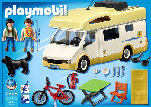 Playmobil 174 Camper Playset Buy Online In Uae Toys And
