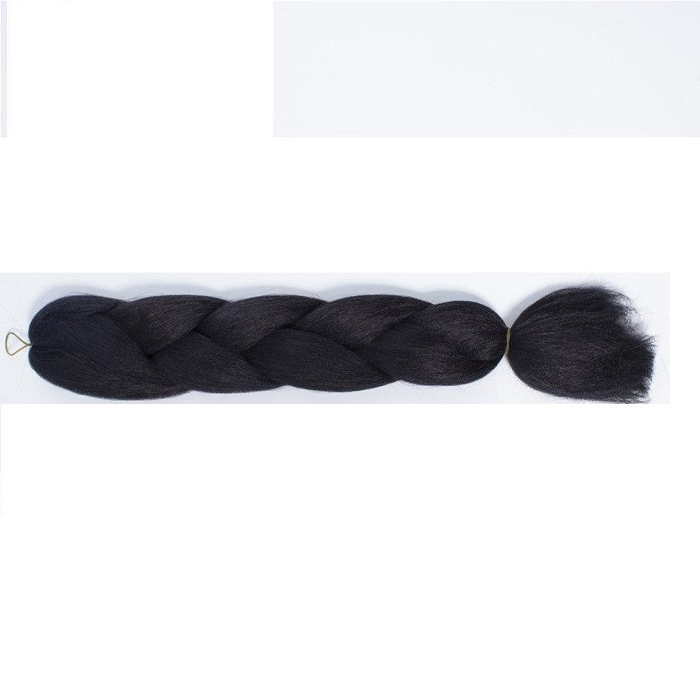 Dilla Beauty Color Pure 3 pcs/lot 24 inch Jumbo braids ...