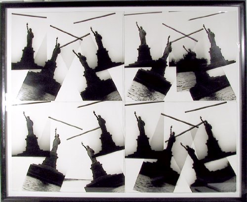 Four by Four: Statue of Liberty by