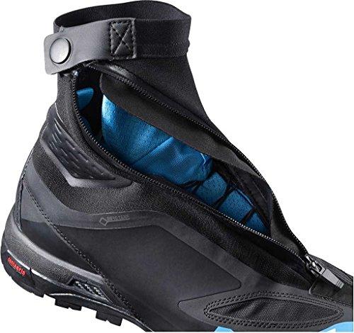 Salomon Heren Slab X Alp Carbon 2 Gtx Wandelschoenen Zwart / Zwart / Overstijgen Blue