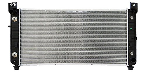 Chevrolet Tahoe Car Radiator - RADIATOR FOR CHEVY FITS SILVERADO SUBURBAN TAHOE YUKON WITH EOC 2370