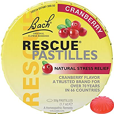 Rescue Remedy Pastilles from Bach