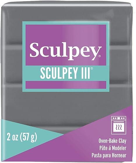 Sculpey III Polymer Clay in 2oz bricks