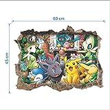 Zooarts-Cartoon-Animals-Pet-Bird-extrable-pegatinas-de-pared-Art-Decor-Calcomanas-de-vinilo-Nios-Mural-de-Habitacin