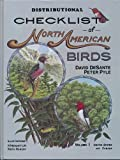 Distributional Checklist of North American Birds, David DeSante and Peter Pyle, 0932347002
