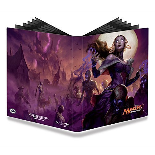 Eldritch Moon - Liliana Full-View PRO-Binder for Magic, 9-Pocket MTG ()