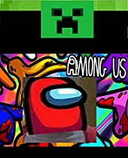 AMONG US CHAT Fun - Clean Jokes, Fun pics and Epic Fails 2020 (Humor Lab)book : Epic Funny minecraft: A Christ