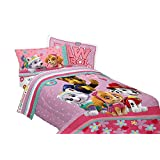 Nick Jr Paw Patrol Girls Best Pup Pals Twin/Full Comforter