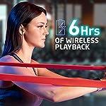 JBL Endurance RunBT, Sports in Ear Wireless Bluetooth Earphones with Mic, Sweatproof, Flexsoft eartips, Magnetic Earbuds…