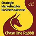 Chase One Rabbit: Strategic Marketing for Business Success Audiobook by David Parrish Narrated by David Parrish