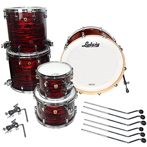 Ludwig Drum Shell Pack (Custom 5 Piece Standard Drum)