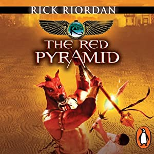 The Red Pyramid: The Kane Chronicles, Book 1 Audiobook