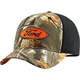 Legendary Whitetails Mens Ford & Chevy Trucked Up Cap Ford Large