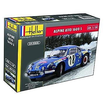 Outletdelocio. Heller 80745. Maqueta Coche Renault Alpine ...