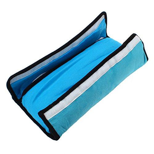 Bqlzr Blue Children S Protecting Head Amp Neck Car Seat Belt