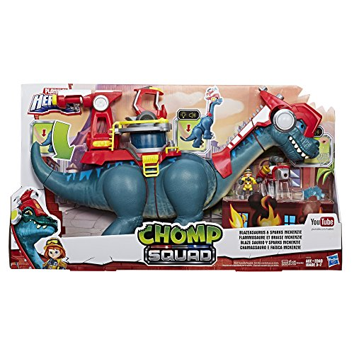 Playskool Heroes Chomp Squad Construction Crew
