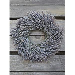 Dried Lavender Wreath 83