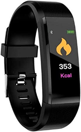 Imagen deDinger Moda Impermeable Monitor de frecuencia cardíaca Bluetooth Smartwatch Regalo Smartwatches