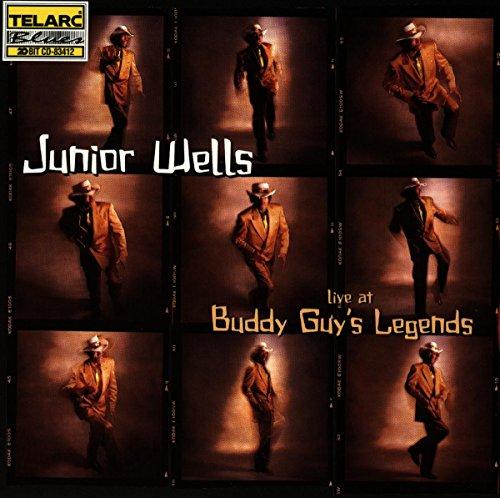 Junior Wells - Live at Buddy Guy\'s Legends (CD)