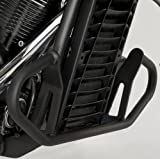 YAMAHA STRYKER 1300 MIDNIGHT BLACK ENGINE BARS CRASH GUARDS PROTECTORS 2011-2014