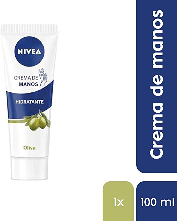 Nivea Hand Cream With Glycerine & Olive 75ml